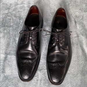 Allen Edmonds Mens Bel Air Dress Shoes Black